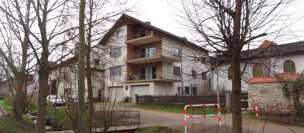 Bewertung eines Wohnkomplexes